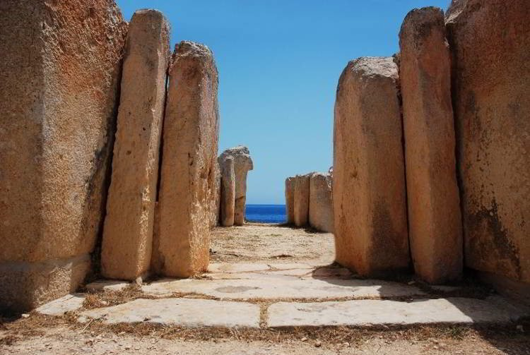 Oldest Structures Megalithic Temples