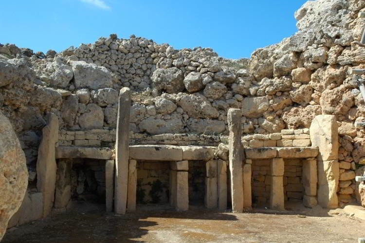 Megalithic Temples Ancient Buildings