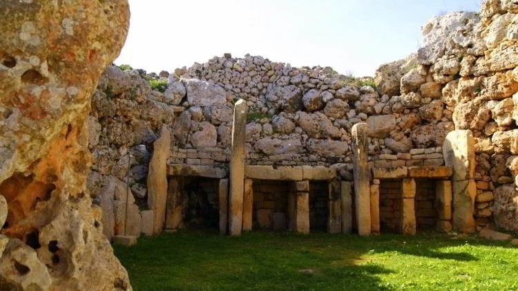 Megalithic Temples