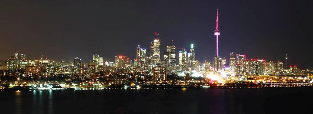 Night In Toronto