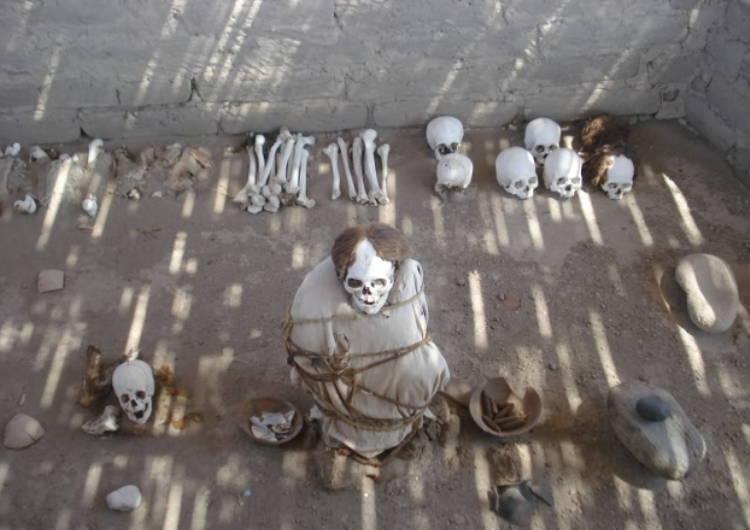 Chauchilla Cemetery Peru