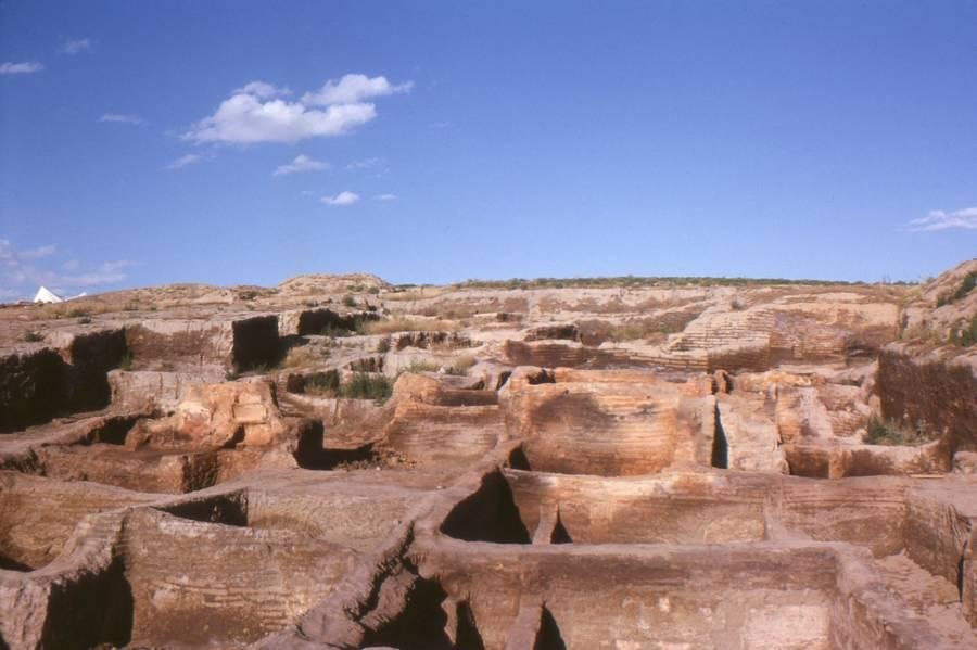 çatalhöyük Excavation