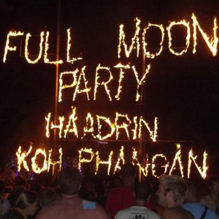 Biggest Parties Full Moon 3