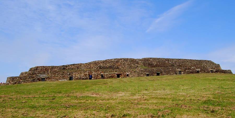 Cairn Barnenez Oldest Structures