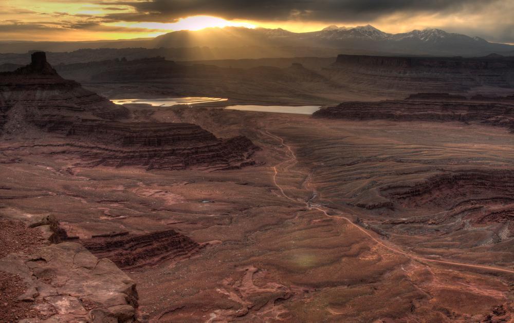 Utah Dead Horse Point Photograph