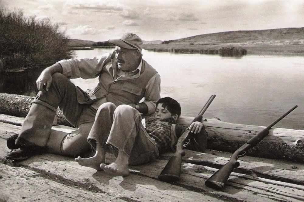 A Fatherly Ernest Hemingway - All That Is Interesting