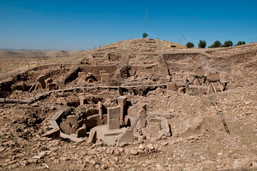 Göbekli Tepe Excavation