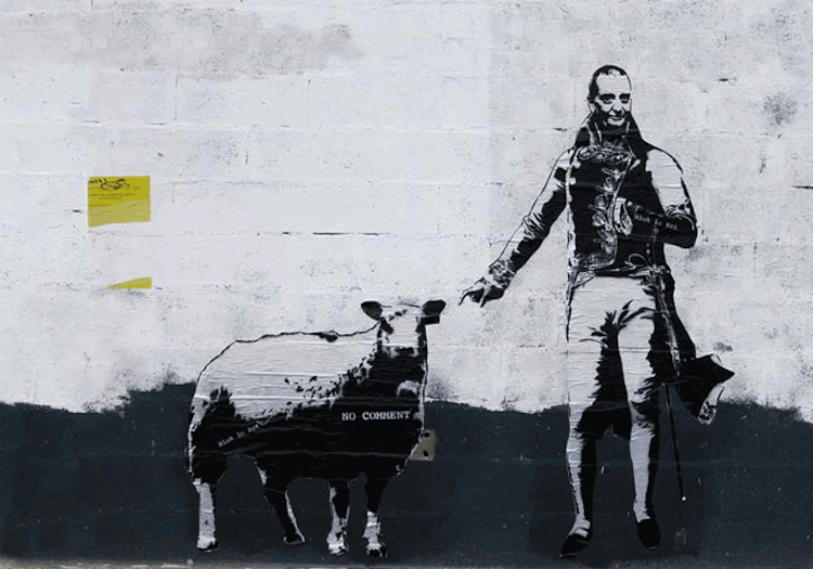Blek Le Rat Artists
