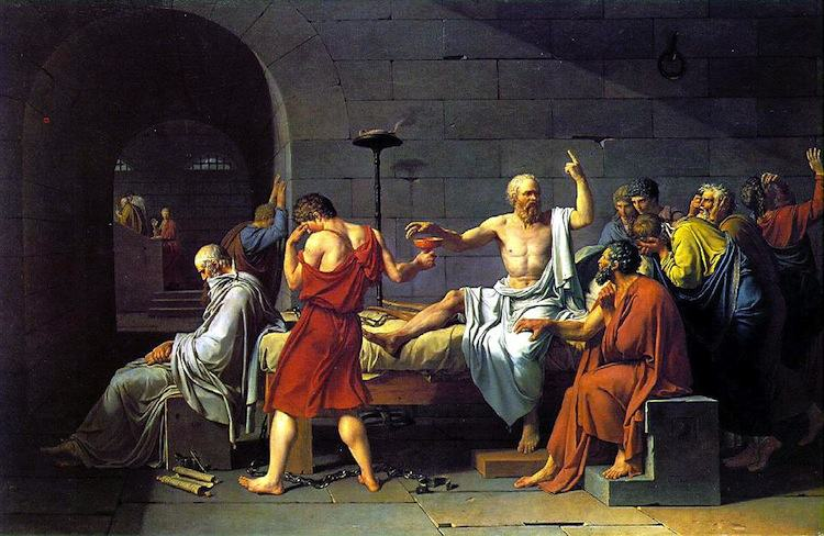 Ancient History Speeches Socrates
