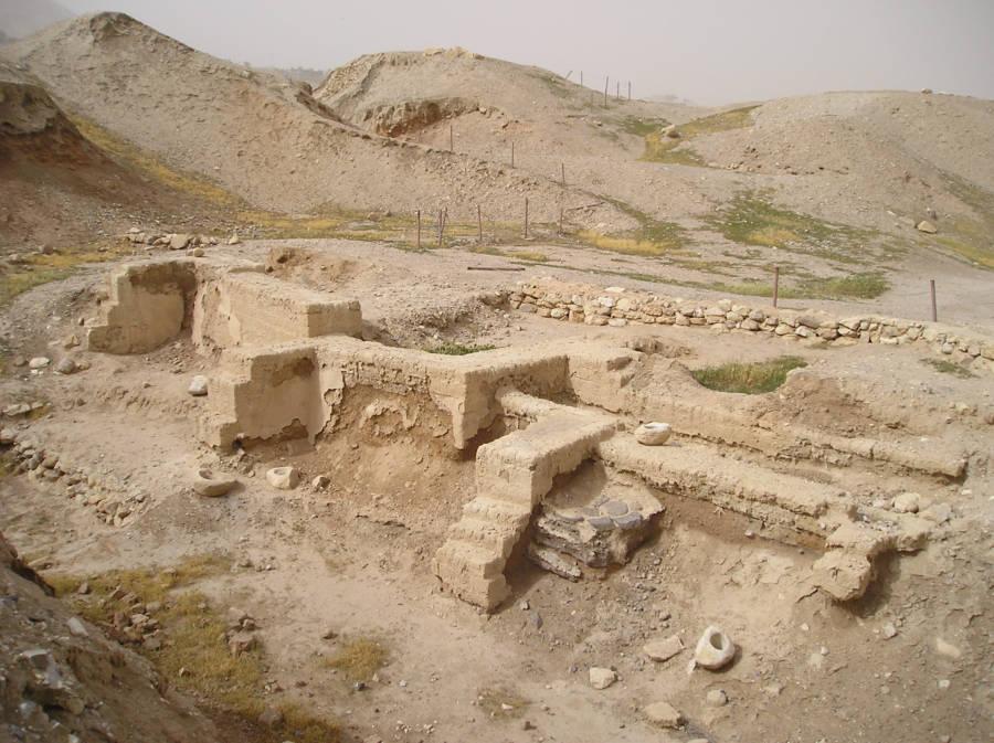 Jericho Foundations