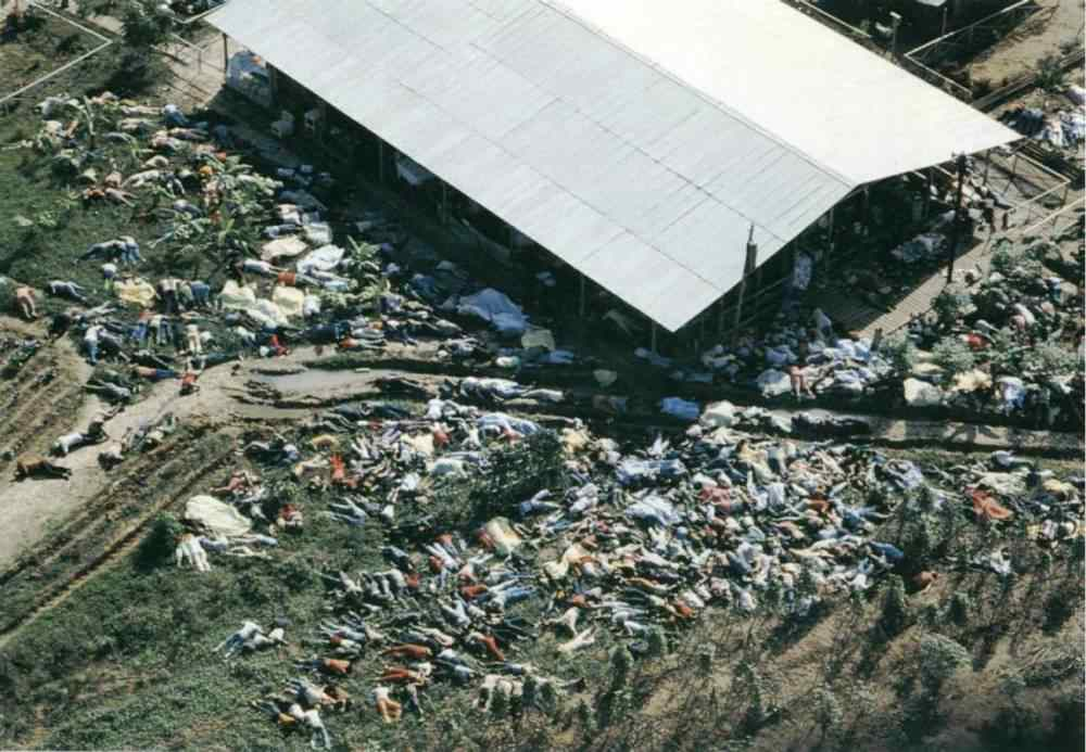 Jonestown Massacre 1978 Photo