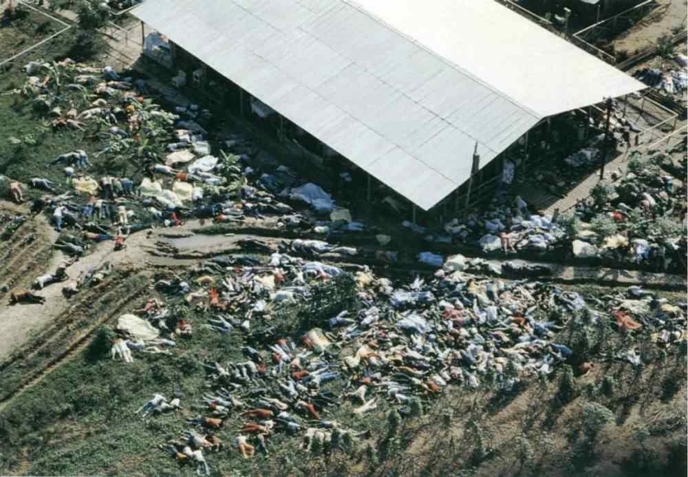 Jonestown Massacre 1978 Photo