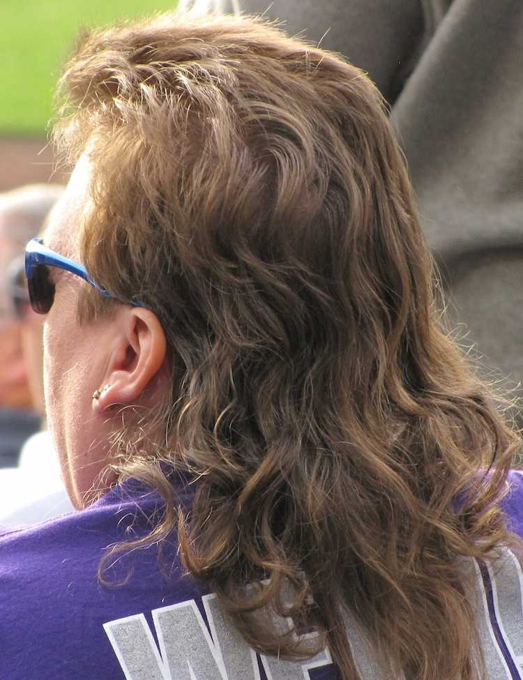 Weirdest Fashion Trends Mullet