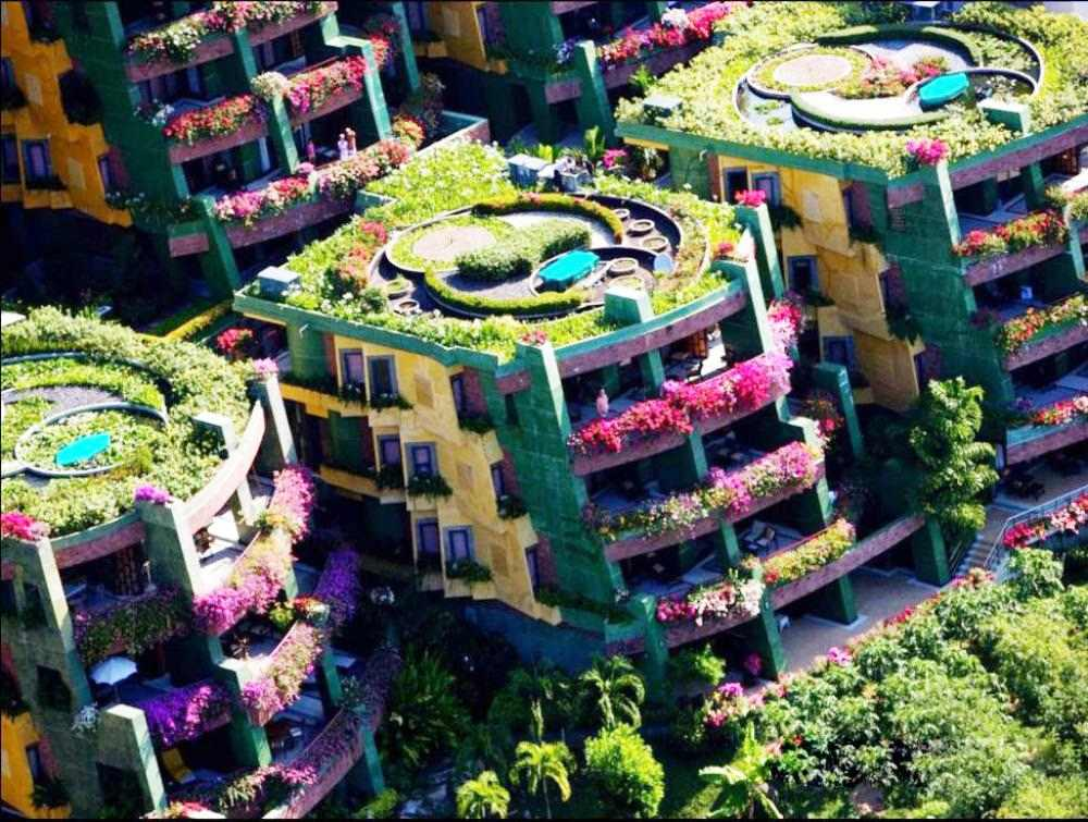 Phuket Thailand Botanical Apartments