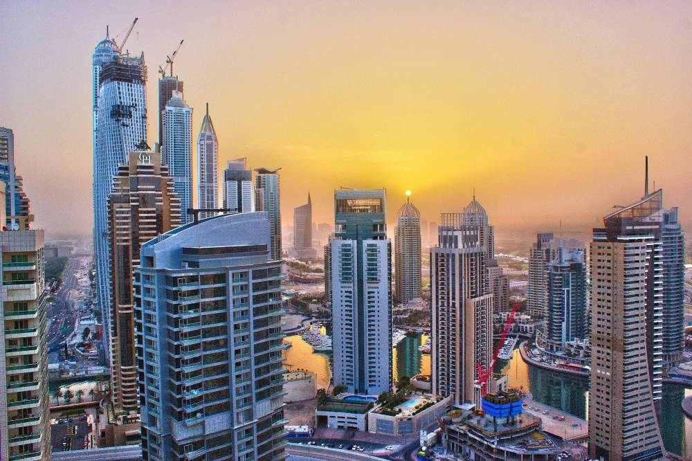 Daylight In Dubai