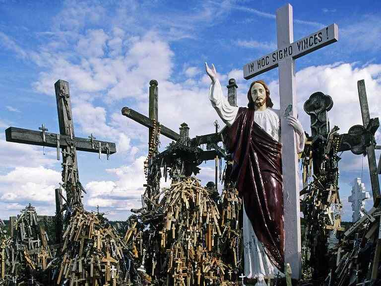 Lithuanian Hill of Crosses