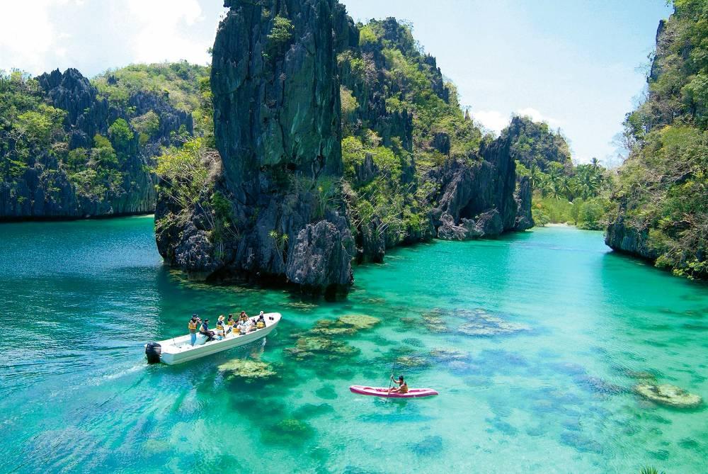 Palawan Island Philippines Photograph