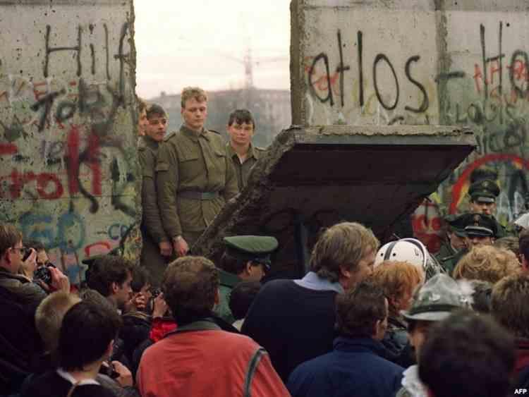 Ιστορία του τείχους του Βερολίνου