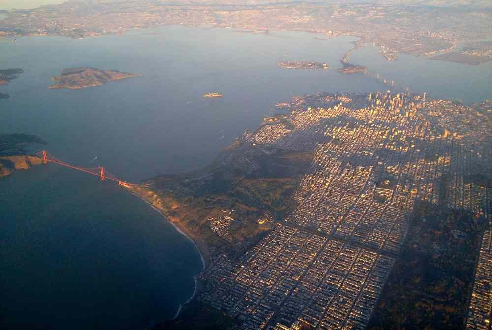 Eagle Eye View San Francisco