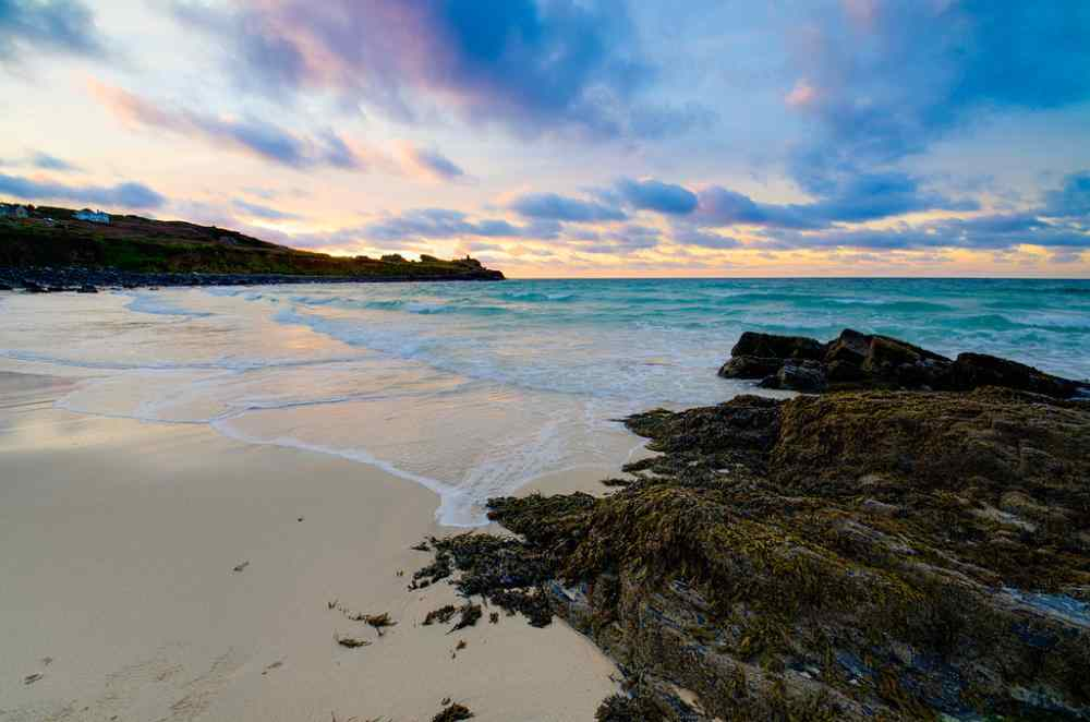 Sunset In St. Ives Photograph
