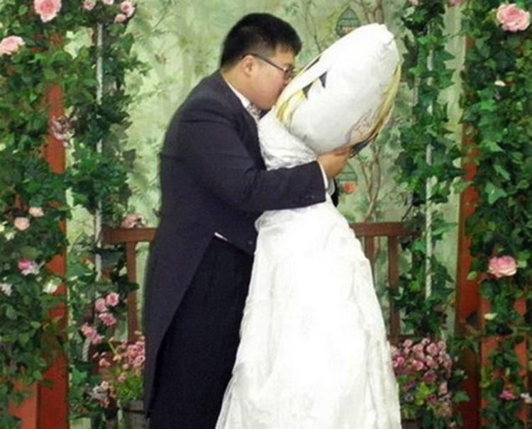 Wackiest Weddings Pillow