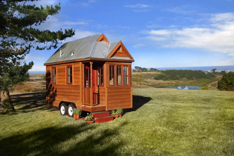 The world 39 s smallest living structures for Tiny homes company