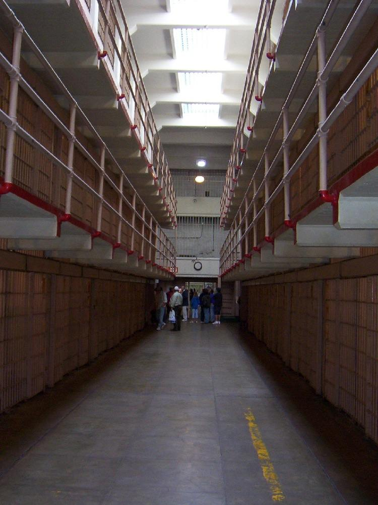 Creepiest Abandoned Prisons In The World Alcatraz