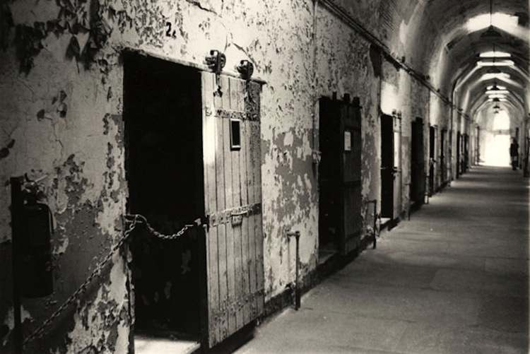 Creepiest Abandoned Prisons Eastern State Penitentiary