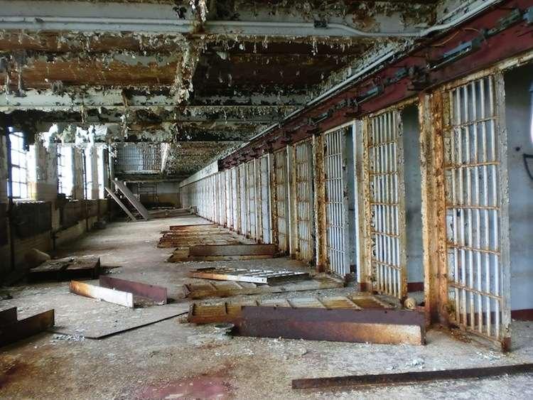 Abandoned Prisons Essex