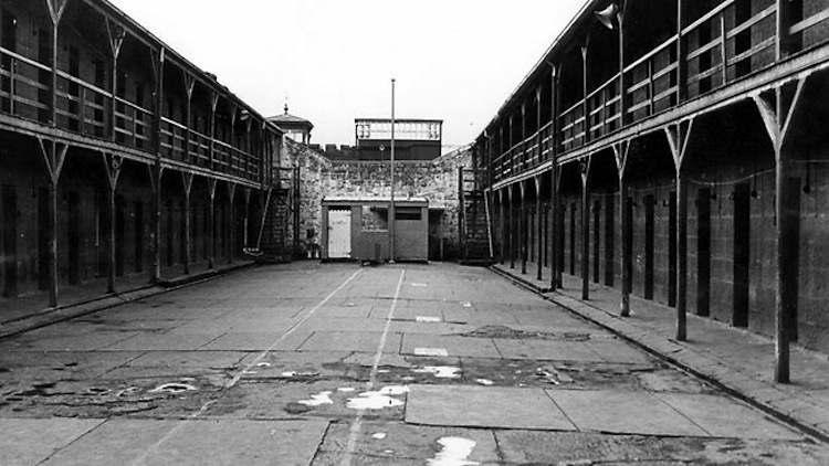 Pentridge Prison Australia