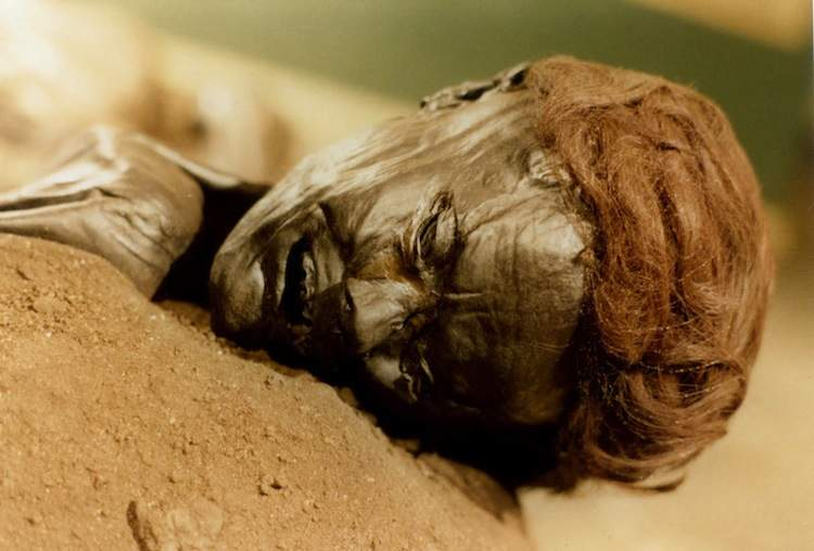 Biggest Mysteries Of Ancient History Bog Bodies