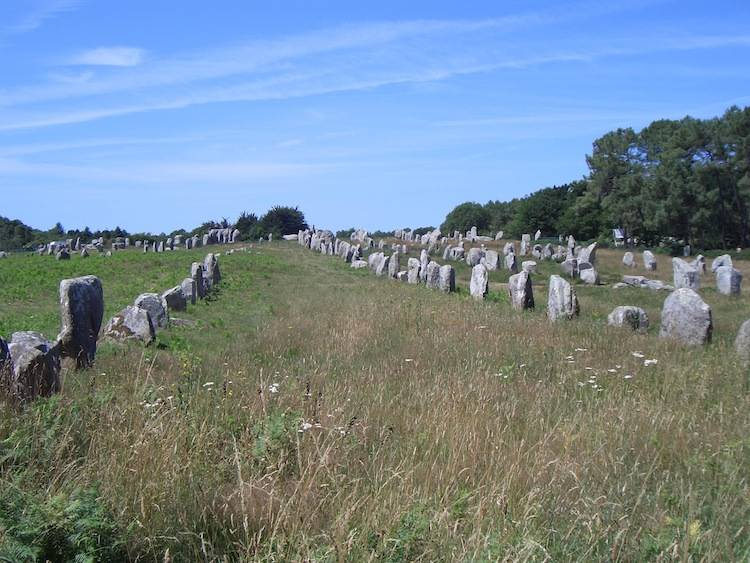 Mysteries Of Ancient History Carnac Stones