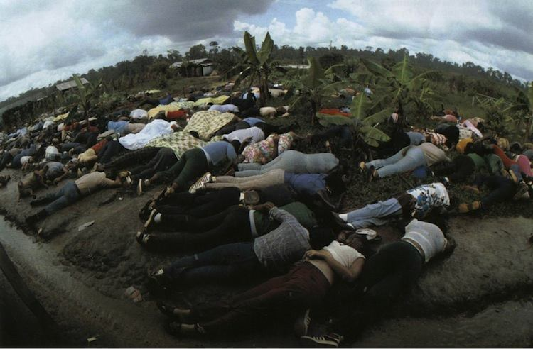 Iconic Images 1970s Jonestown Massacre