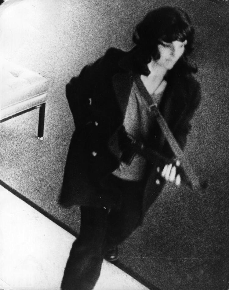 Iconic Images 1970s Patty Hearst