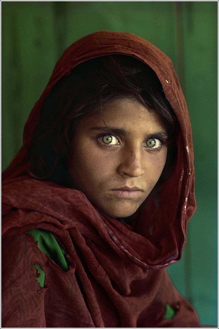 Afghan Girl Photograph