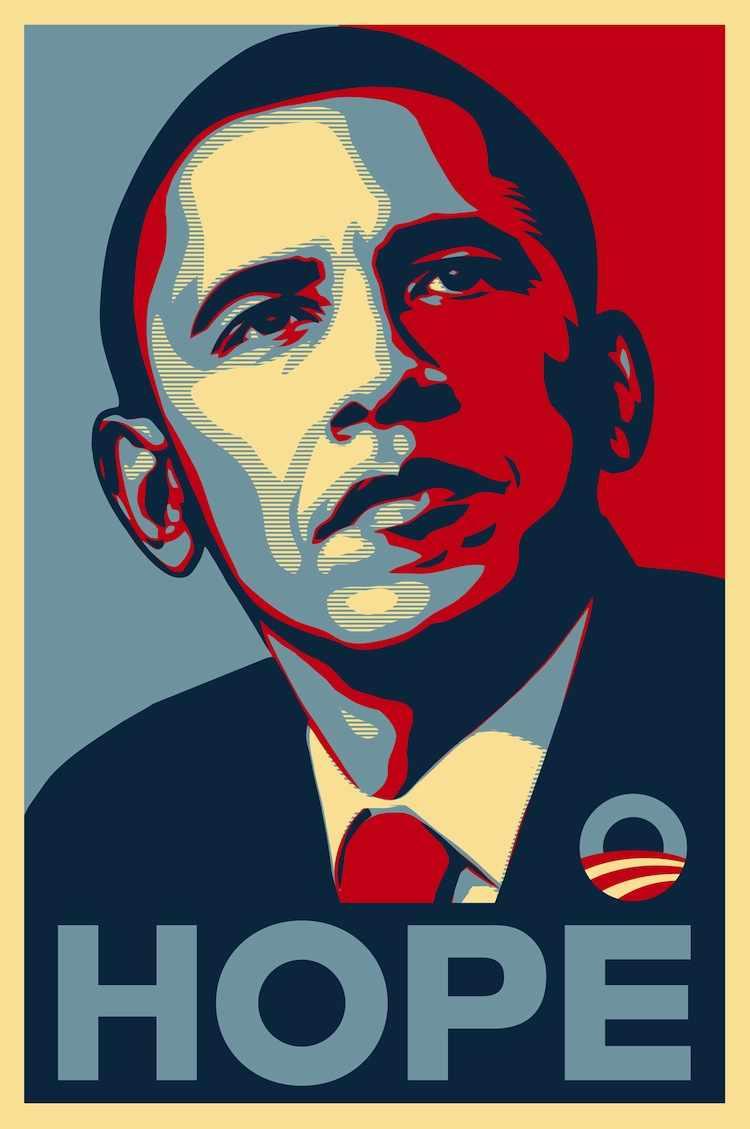 Barack Obama 2008 Posters