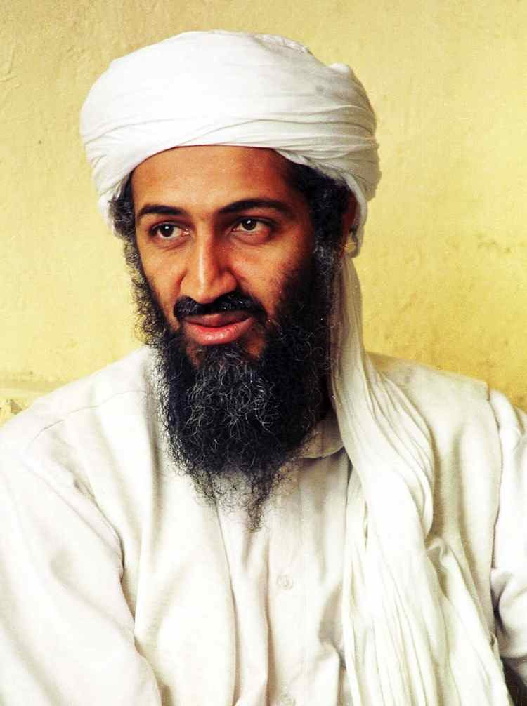 Iconic Images Of The 2000s Osama Bin Laden
