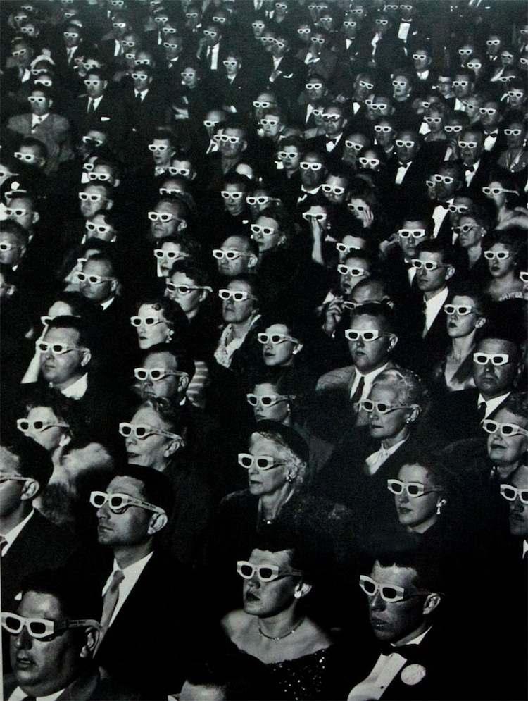 Iconic Photos 1950 3d Film
