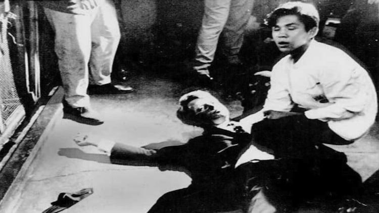 Robert Kennedy Assassination 1968