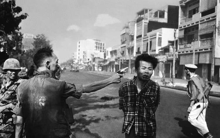 Viet Cong Execution