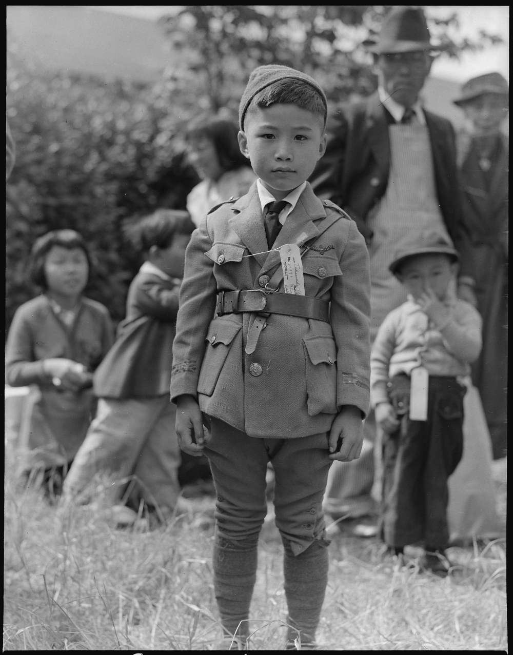 japanese internment during ww2