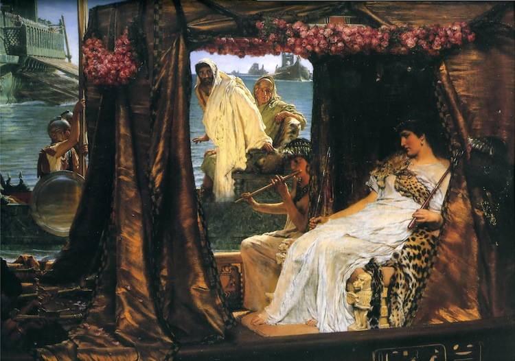 History's Prolific Women Cleopatra