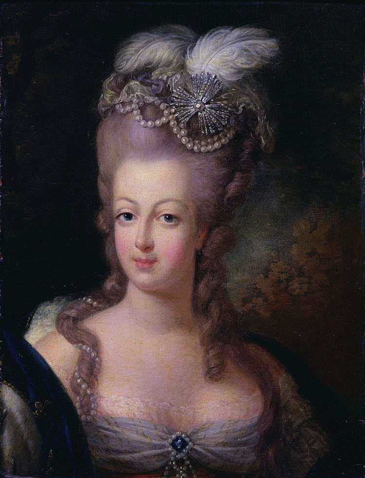 Historys Most Prolific Women Marie Antoinette 1