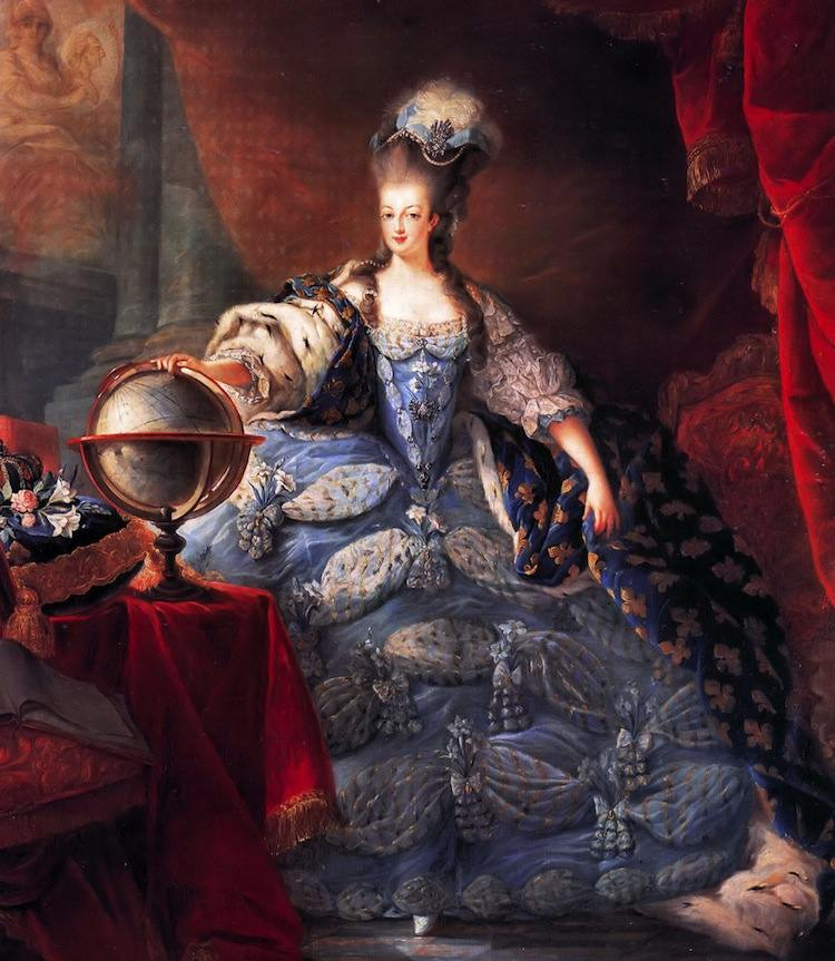 History's Most Prolific Women Marie Antoinette 2