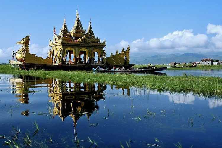 Stunning Places Unchanged Inle Lake