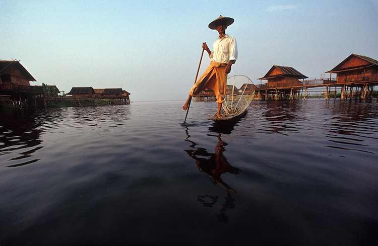Places Unchanged By Time Inle Lake