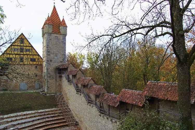 Places Unchanged Rothenburg ob der Tauber