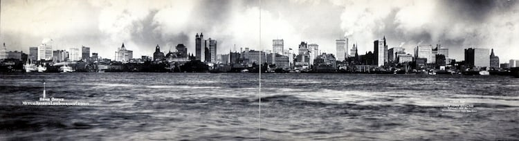 Evolution Of New York City