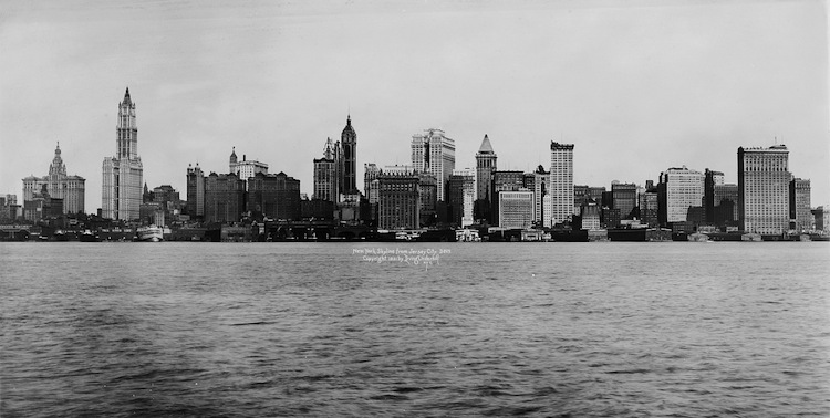 New York City In 1921