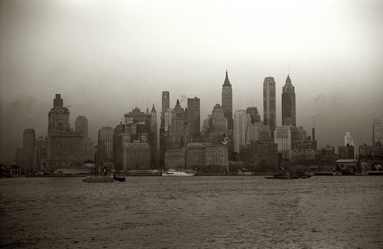Evolution Of New York City 1941